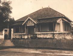 Kantor Pengadilan Negeri Semarapura Tempo Dulu